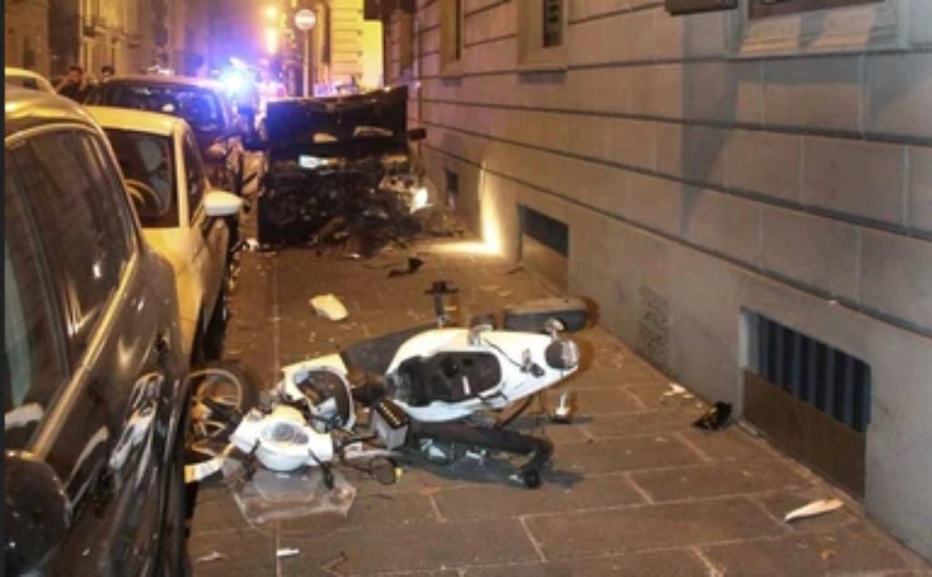 Firenze, incidente in moto morto Matteo Ciappi di 27 anni