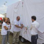 Inaugurazione carrello cucina in ricordo di Matteo Ciappi