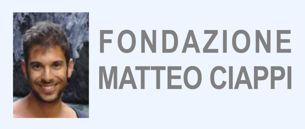 È nata la Fondazione Matteo Ciappi onlus