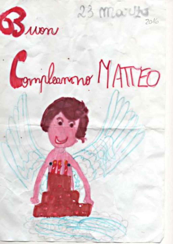 Buon Compleanno Matteo! - Fondazione Matteo Ciappi
