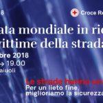 Giornata mondiale in ricordo delle vittime della strada 2018 - Matteo Ciappi