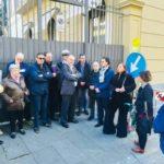 T-red tra via Poliziano e via Il Magnifico: il semaforo dove fu ucciso Matteo Ciappi