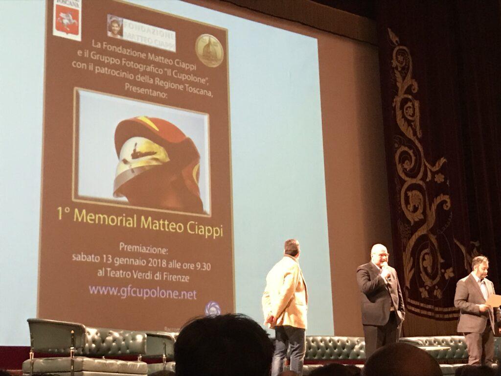 Un Teatro Verdi al completo per dire grazie al volontariato e alla Protezione Civile - Fondazione Matteo Ciappi